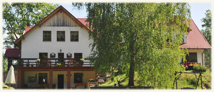 Guesthouse 'Racibór' - Hospitable Farm - South Mazurian Lakes District: agrotourism, vacation, holidays packages, rest